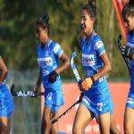 India's junior women's hockey team