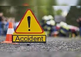 दुर्घटना में घायल जल निगमकर्मी की मौत