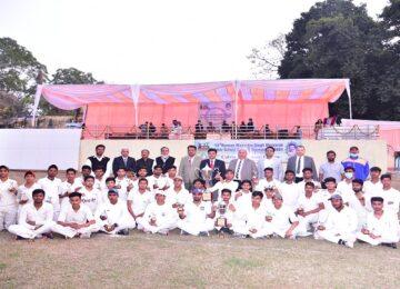 Kunwar Munindra Singh Memorial Cricket Tournament