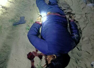 एसटीएफ ने मुन्ना बजरंगी के दो शूटरों को मार गिराया