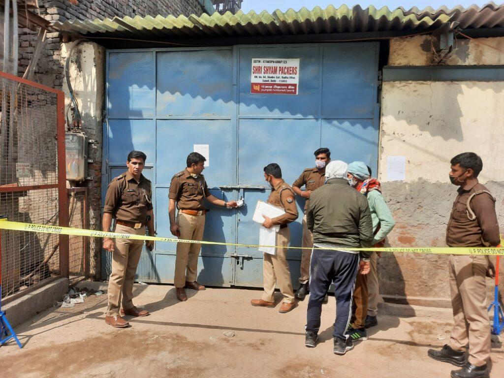 शराब माफिया गिरोह के विरूद्ध की गयी प्रभावी कार्यवाही पर राज्य सरकार ने मुजफ्फरनगर की पुलिस टीम दिया दो लाख रूपये का इनाम