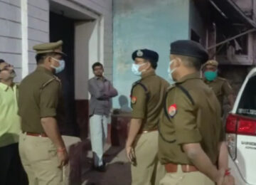 double murder case in agra