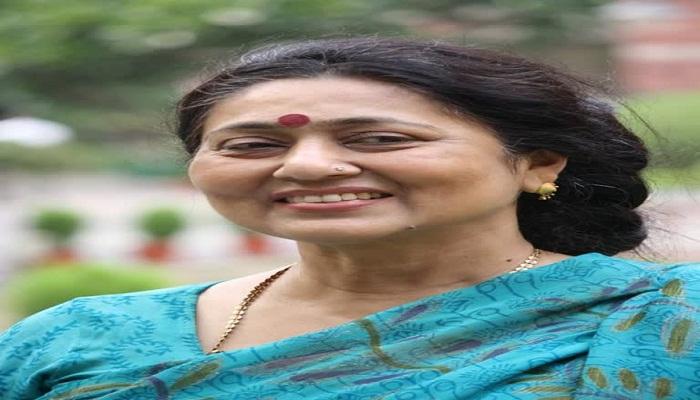 Anamika Gets Sahitya Academi Award