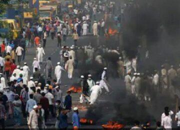 Bangladesh Attack in Temple