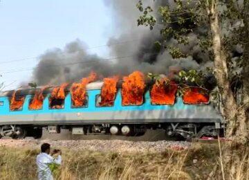 Fore in Shatabdi Train