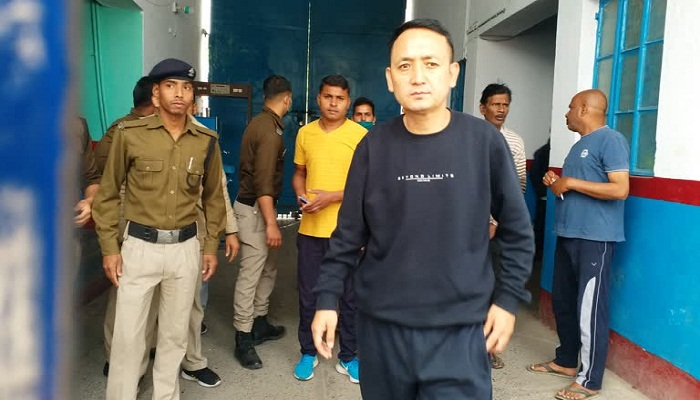 Haldwani Jail Employee