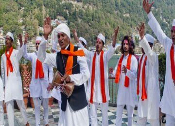 Holi traditions in Kumaon