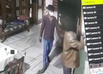 बंधक बनाकर बदमाशों ने तिजोरी से लूट नौ लाख रुपये