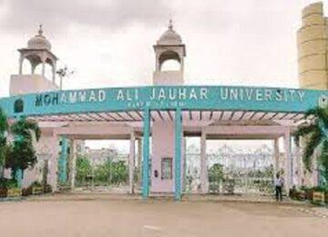 Maulana ali jauhar university