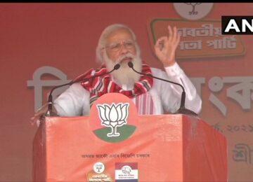 PM MODI IN BANGAL