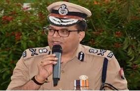 Police Comissioner D.K.Thakur