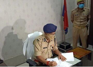 Police Commissioner A. Satish Ganesh