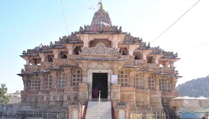 Shamlaji Vishnu Temple