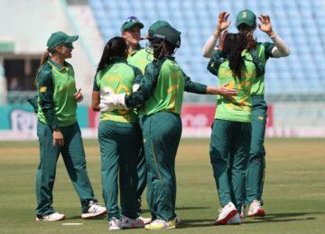 South Africa Womens Team