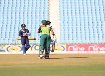 South Africa win Series