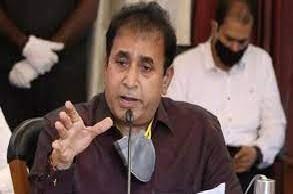 गृह मंत्री अनिल देशमुख पर लगा वसूली का आरोप