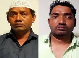 बांग्लादेश बॉर्डर से अवैध तरीके से दिलाते थे प्रवेश