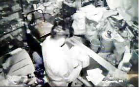 एक ही रात में कई दुकानों के ताले तोड़ वारदातों को अंजाम