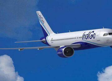 indgo flight passenger death