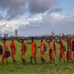 तीर्थस्थल जा रहे कांवरियों में विवाद
