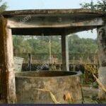 गोसाईंगंज के बरुआ गांवकेकुएं में गिरा कर किशोर की मौत