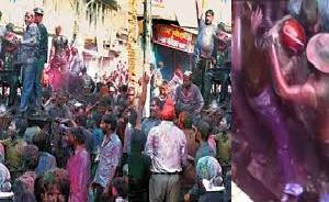 लट्ठमार होली के लिए शाहजहांपुर में प्रशासन पूरी मुस्तैदी से जुटा