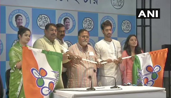 payal ghosh joined tmc