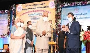 राष्ट्रपति रामनाथ कोविंद ने ऑल इंडिया स्टेट ज्यूडिशियल एकेडमीज डायरेक्टर्स रिट्रीट कार्यक्रम का किया शुभारंभ