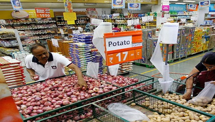 retail inflation slowed