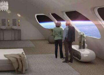धरती छोड़ अब अंतरिक्ष में भी बनने जा रहे है होटल