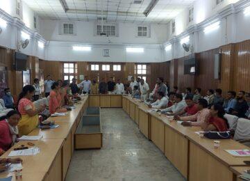 uproar councilors walkout in board meeting