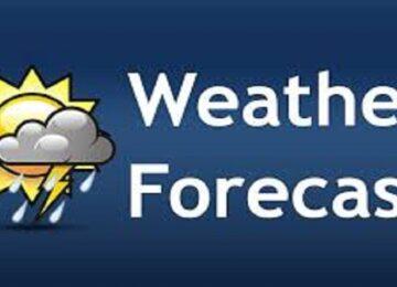 weather report of uttar pradesh