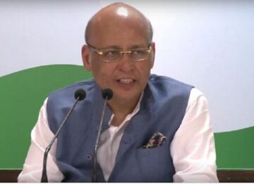 Abhishek Manu Singhavi