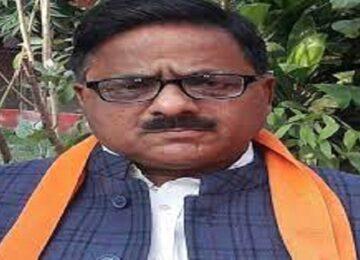 BJP MLA Dr radha mohan das agarwal