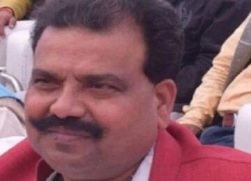 BJP MLA Kesar Singh Gangwar