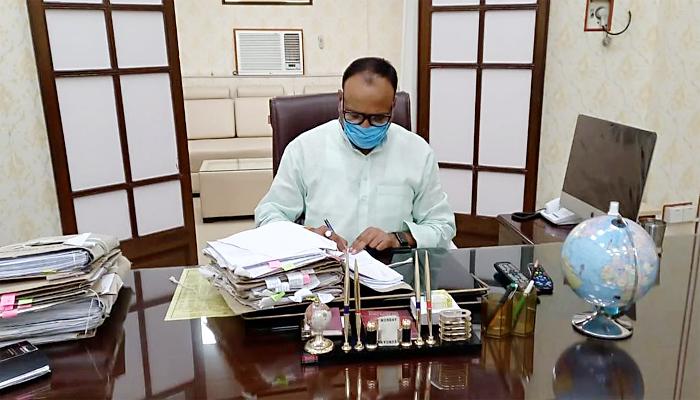 Brajesh Pathak on Lockdown