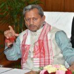 CM tirath Singh rawat