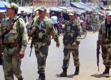 CRPF IN BANGAL