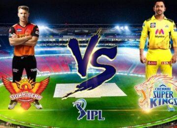 Chennai vs Hydrabad