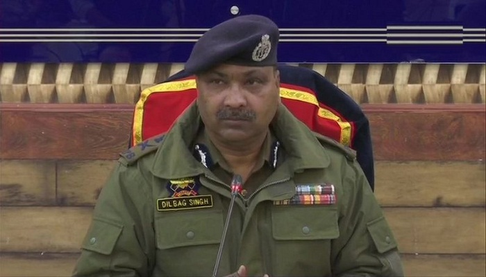 DGP Dilbagh singh