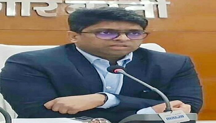 DM Ashutosh Ranjan