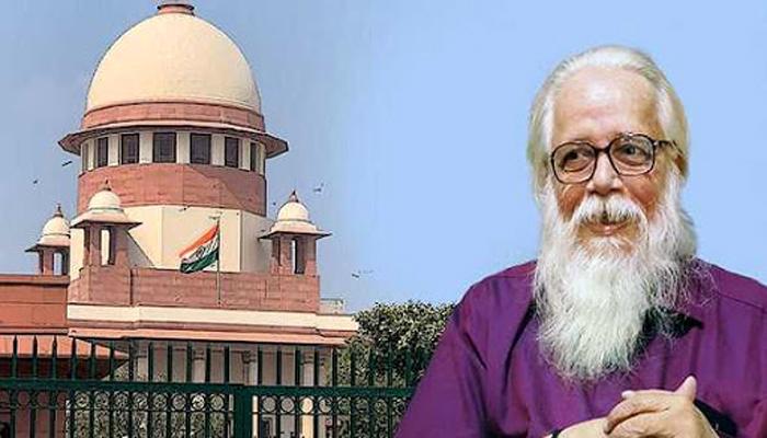 ISRO espionage case