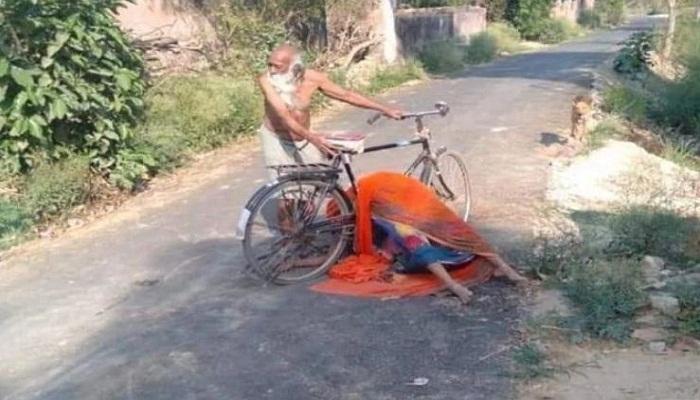 Jaunpur dead body case