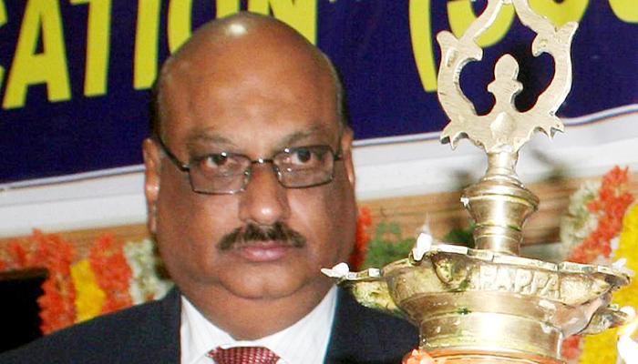 Justice Mohan Shantanagoudar
