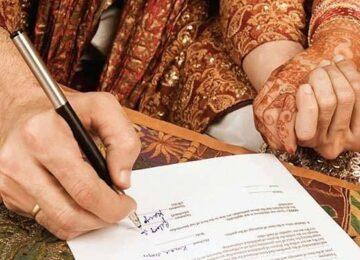 Marriage Registration in up