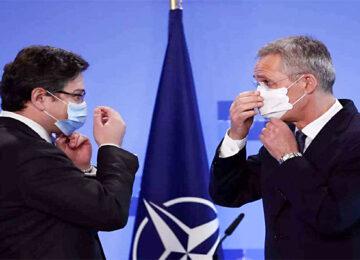 NATO attack on china