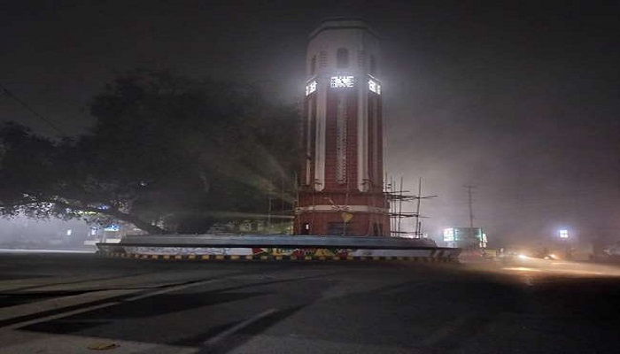 Night Curfew in Dehradun