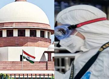 Supreme Court on Corona