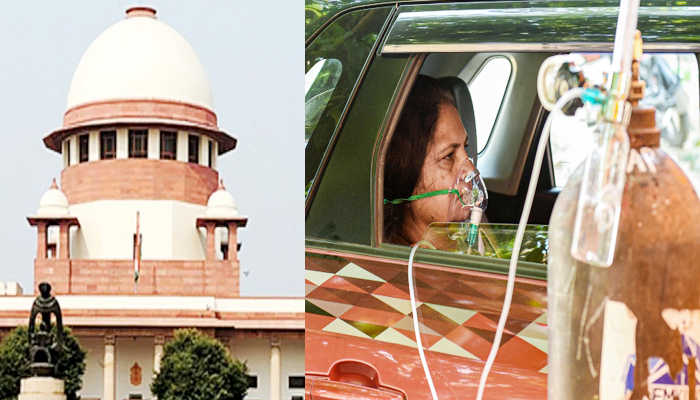 Supreme Court on Corona Cases