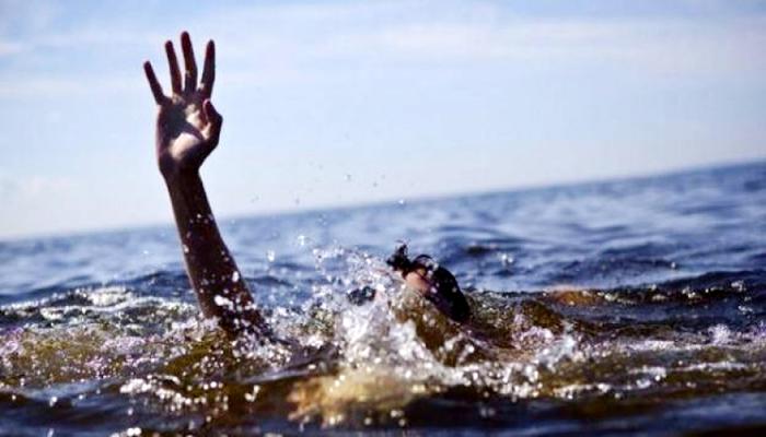 drowned in the ganga
